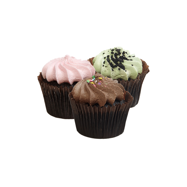 Chocolate Lovers Cupcake - Cupcake Delivery Sydney