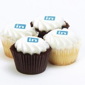 Custom Printed Cupcakes